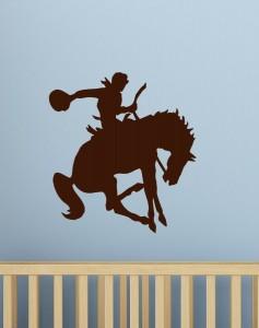 cowboy rodéo